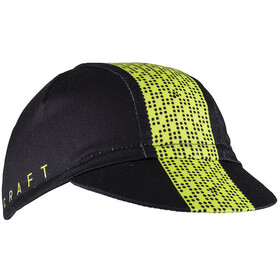 Craft Fondo Bike Cap black/lime